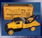 Die Cast Tow Truck Wrecker Bank