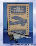 Lockheed Air Express Airplane Coin Bank