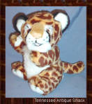 Fiesta Plush Leopard Stuffed Animal