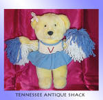 Cheerleader Stuffed Animal Bear