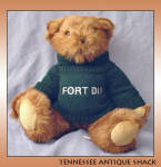 Fort Dix Ross Teddy Bear