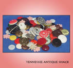 Vintage Buttons Mixed Lot Of 85
