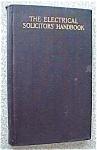 Electrical Solicitor's Handbook 1909