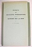 Secrets Of Successful Propagation Longmire 1949