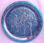 Indiana Carnival Glass Plate Spirit Of '76