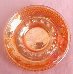 Ashtray Duncan Marigold Carnival Glass