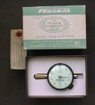 Federal C70 Dial Indicator In The Box