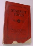 Starrett Tools No. 22 Hand Tool Catalog 1900
