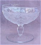 Anchor Hocking Sandwich Glass Sherbet