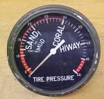 Dukw Tire Pressure Gauge Wwii Amphibious Vehicle