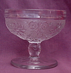 Indiana Tiara Sandwich Glass Clear Sherbet