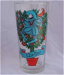 Pepsi 12 Days Of Christmas Glass 12th Day