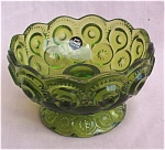 Moon And Stars Green Candle Holder L.e.smith