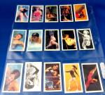 Tea Card Set Olympic Greats Brooke Bond P G Tips Of 40