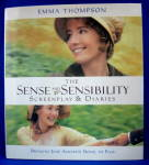 Book Sense And Sensibility Diaries By Emma Thompson