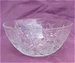 Princess House Fantasia Soup Salad Bowl
