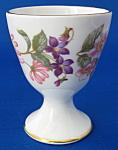 Paragon Eggcup Honeysuckle Roses Single Pedestal