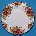 Royal Albert Old Country Roses Tea Plate England Cake
