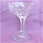 Heisey Colonial Glass Stem Goblet