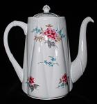 Shelley England Dainty Coffee Pot Large Unknown Floral