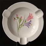 Shelley China England Ashtray Wild Flowers Bone China
