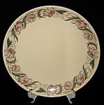 Susie Cooper Endon Chop Plate Round Platter Floral