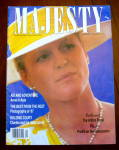Uk Majesty Magazine Sarah Ferguson Cover Jan 1988 Royal Artists