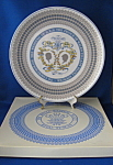 Charles And Diana Wedding Plate Royal Tuscan Mint Box