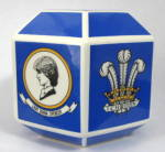 Money Box Charles Diana Royal Wedding Bank Wedgwood