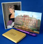 Princess Diana Kensington Palace Collection Book Cards