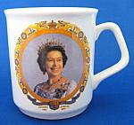 Mug Queen Elizabeth Ii Golden Jubilee 1952-2002 England