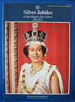 Program Queen Elizabeth Ii Silver Jubilee Celebration