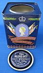 Tea Tin Queen Elizabeth Ii Silver Jubilee Jackson's Tea
