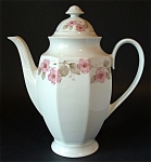 Teapot Coffee Pot Winterling Bavaria Blossoms Germany