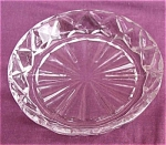 Waterford Hocking Clear Coaster