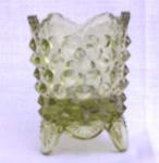 Fenton Light Green Hobnail Toothpick