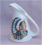 Indian Chief Mini Pitcher Toothpick