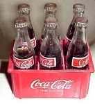 Saleman Sample? Miniature Carton Real Cokes