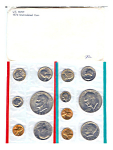 1974 United States Uncirculated Coin Set