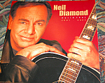 2001-02 Neil Diamond World Tour Concert Program