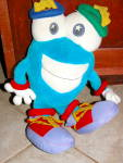1996 Atlanta Olympics Izzy Stuffed Animal Plushie
