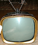 Classic Vintage1954 Rca Victor Portable Television Tv