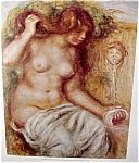 The Fountain By Pierre Auguste Renoir Art Print
