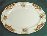 Losol Ware Platter, C1886-1936, Burslem