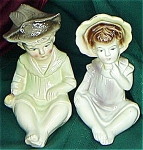 Piana Babies, Victorian Boy Girl Pair