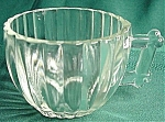 Jeannette Glass National Pattern Punch Cups