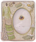 Victorian Ladies Outfit Photo Frame