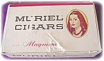 Muriel Cigar Box, 2 For 23c