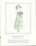 Vintage Ad John La Gatta Graceful Taffeta And Lace