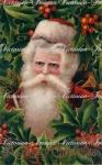 Victorian Santa Image Download